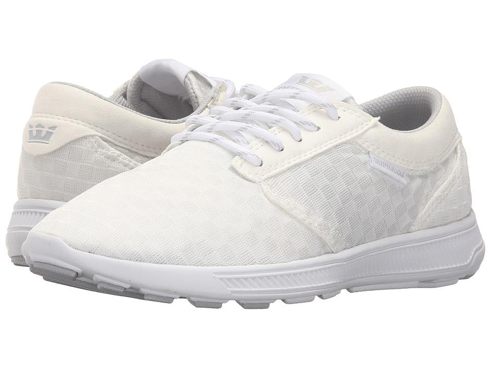 Supra Hammer Run (White/White 2) Women
