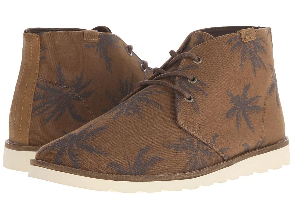Vans - Desert Chukka ((Los Psychos) Dachshund) Mens Shoes