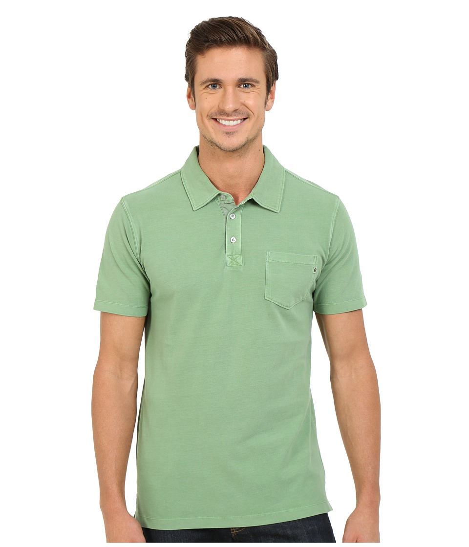 Marmot Carson Polo Sanded Green Mens Clothing