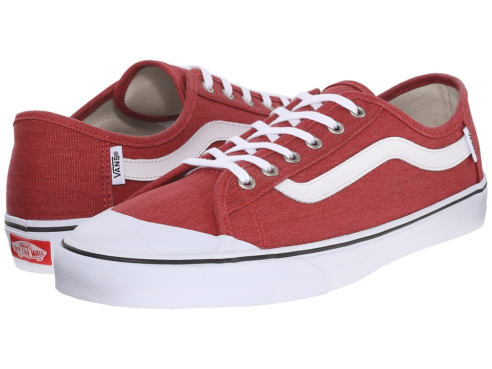 Vans - Black Ball SF ((Washed) Chili Pepper) Men