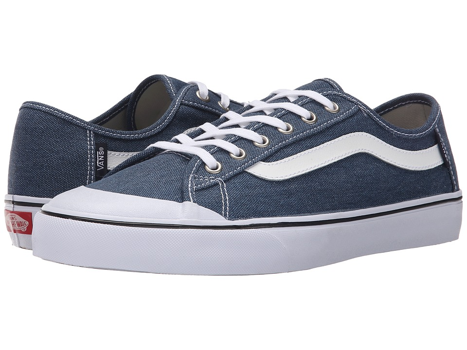Vans - Black Ball SF ((Washed) Ensign Blue) Men