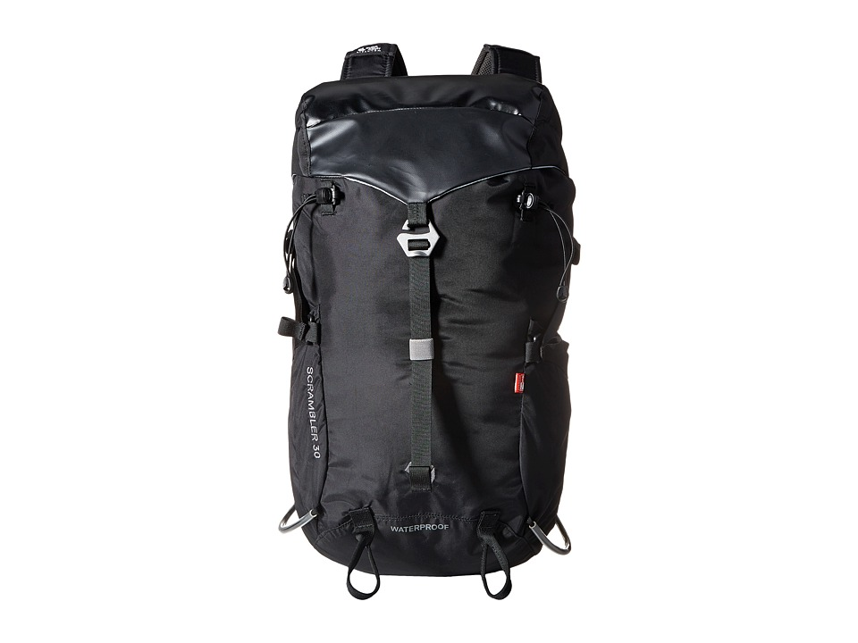 Mountain Hardwear - Scramblertm 30 OutDry(r) (Black) Backpack Bags