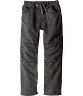 Pumpkin Patch Kids - Street Warrior Rib Waist Knee Panel Denim Jeans (Little Kids/Big Kids)