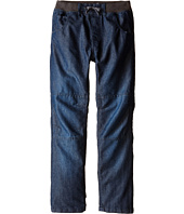 Pumpkin Patch Kids - Rib Waist Knee Panel Denim Jeans (Little Kids/Big Kids)