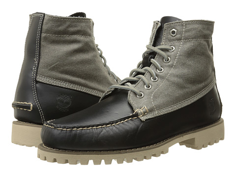 Timberland Authentics Leather and Fabric Chukka