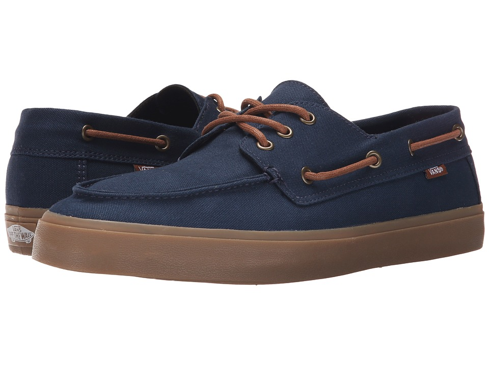 Vans - Chauffeur SF (Navy/Gum) Mens Shoes