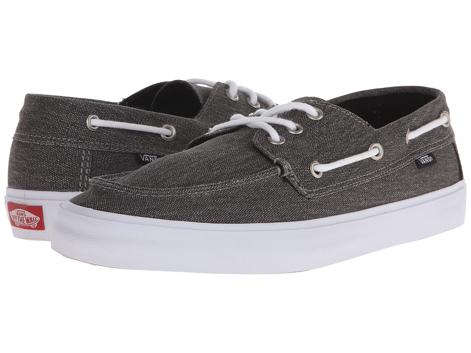 Vans - Chauffeur SF ((Washed) Pewter) Men