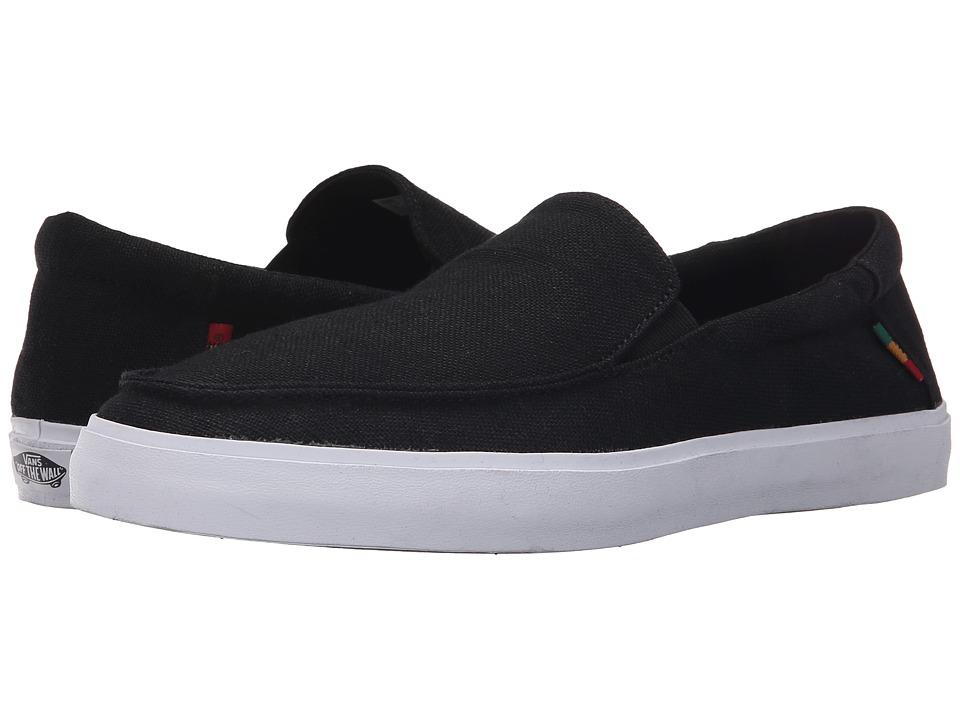 Vans - Bali SF ((Hemp) Black/Rasta) Men