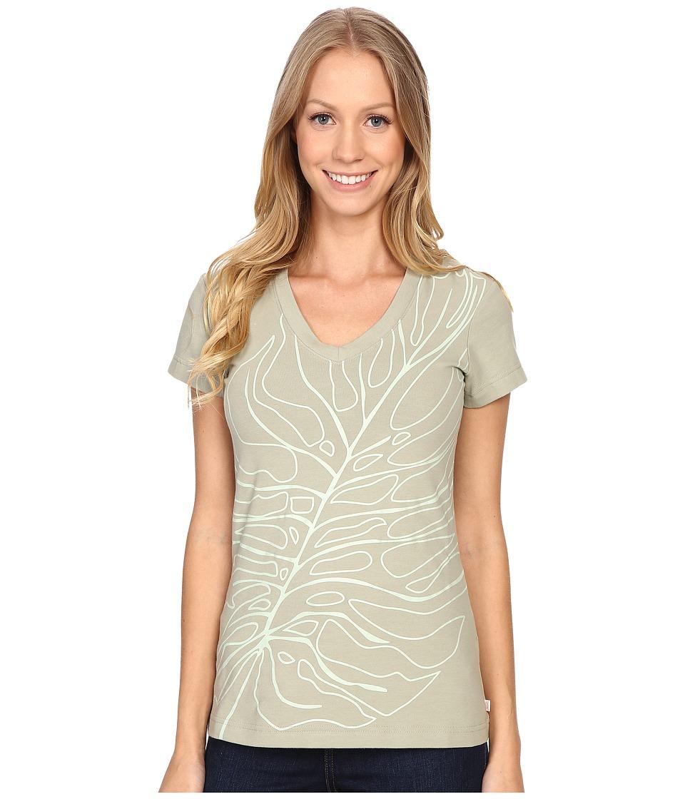 Merrell - Big Leaf Tee (Seagrass) Women