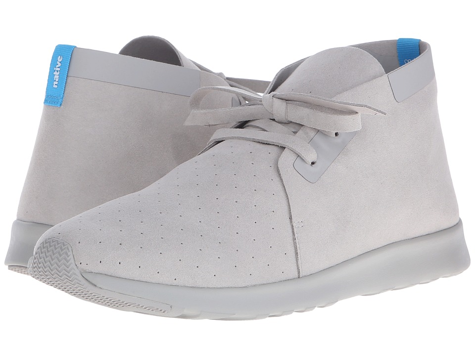 Native Shoes Apollo Chukka Pigeon Grey/Pigeon Grey Shoes