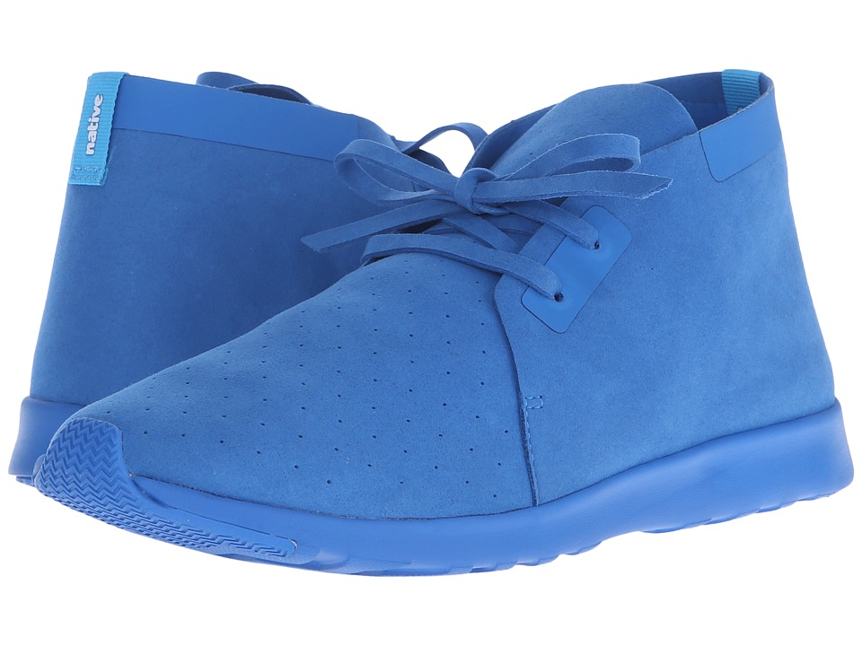 Native Shoes Apollo Chukka Barracuda Blue/Barracuda Blue Shoes