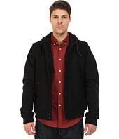 RVCA - Puffer Letterman Jacket