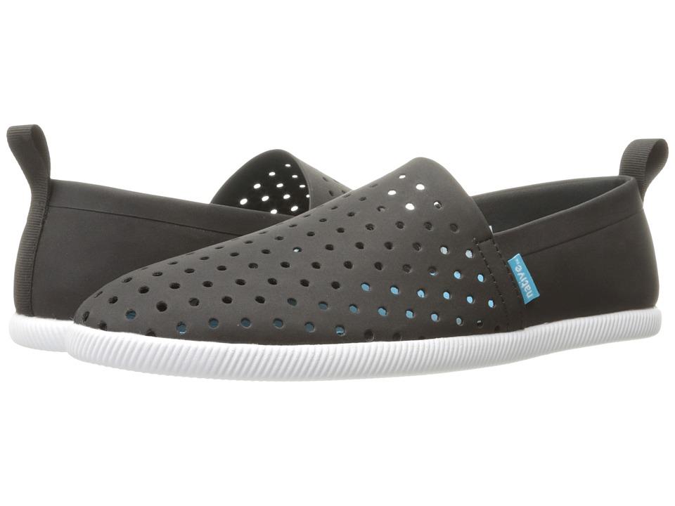 Native Shoes Venice (Jiffy Black/Shell White) Shoes