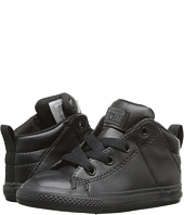 Converse Kids - Chuck Taylor® All Star® Axel Mid Leather (Infant/Toddler)