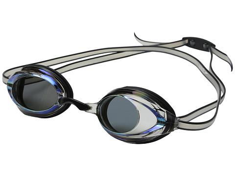 Speedo Wms Vanquisher 2.0 Mirrored Goggle - Speedo Black