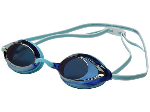 Speedo Wms Vanquisher 2.0 Mirrored Goggle - Aqua
