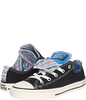 Converse Kids - Chuck Taylor® All Star® Double Tongue Ox (Little Kid/Big Kid)