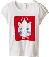 Pumpkin Patch Kids - Urban Folk Printed Short Sleeve (Infant/Toddler/Little Kids)