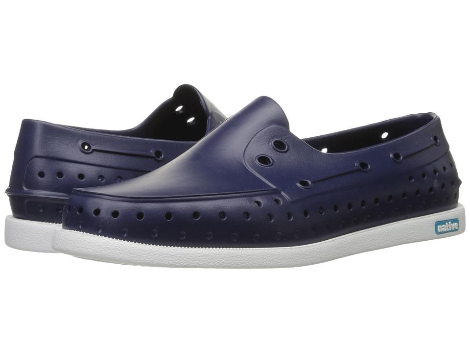 Native Shoes Howard (Regatta Blue/Shell White) Shoes