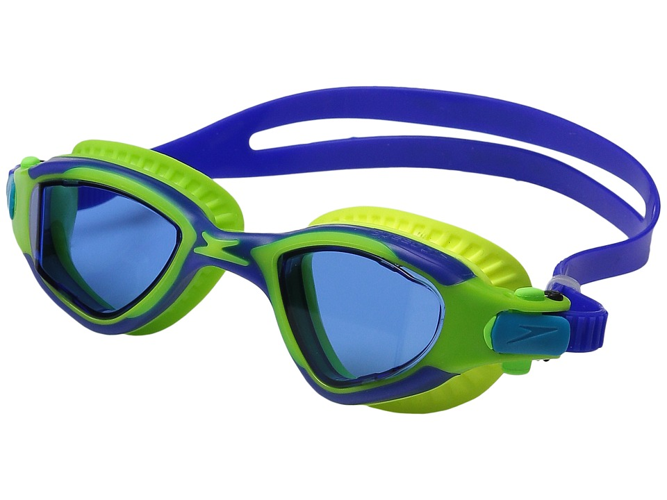 Speedo Jr. MDR 2.4 Goggle Blue Water Goggles
