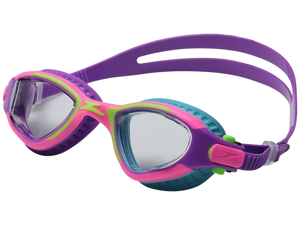 Speedo Jr. MDR 2.4 Goggle Pinkberry Water Goggles