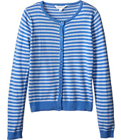 Pumpkin Patch Kids - Core Essentials Stripe Cardigan (Infant/Toddler/Little Kids/Big Kids)