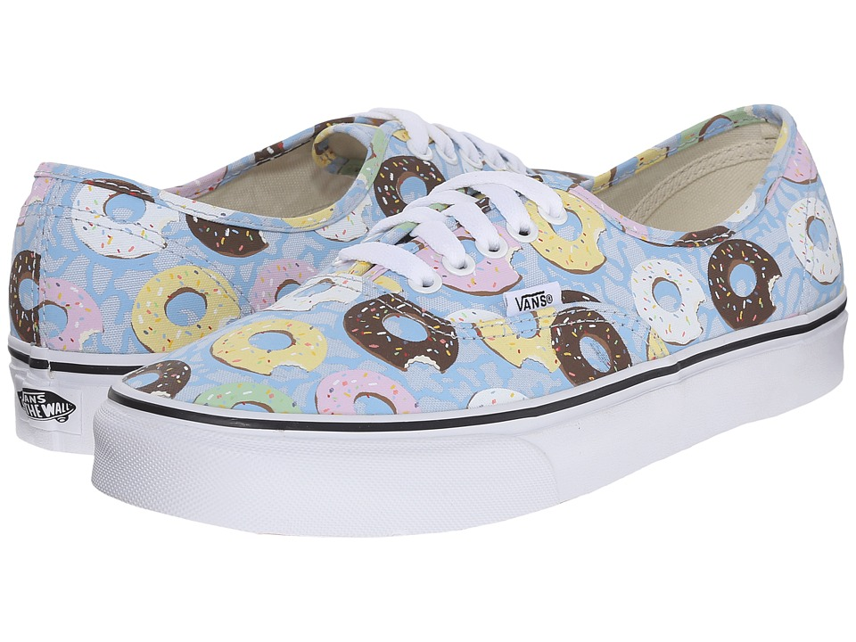 Vans Authentic Late Night Skyway/Donuts Skate Shoes