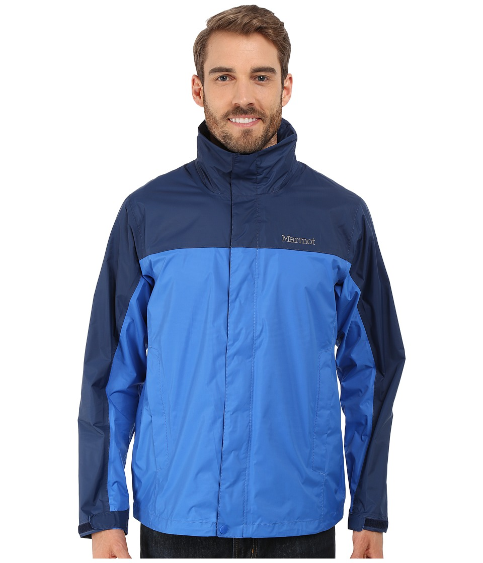 Marmot PreCip(r) Jacket (True Blue/Arctic Navy) Men