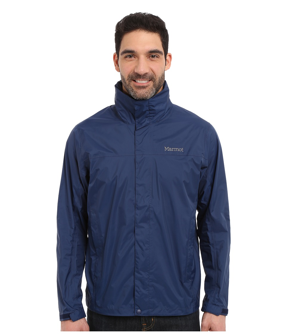 Marmot PreCip(r) Jacket (Arctic Navy) Men's Jacket
