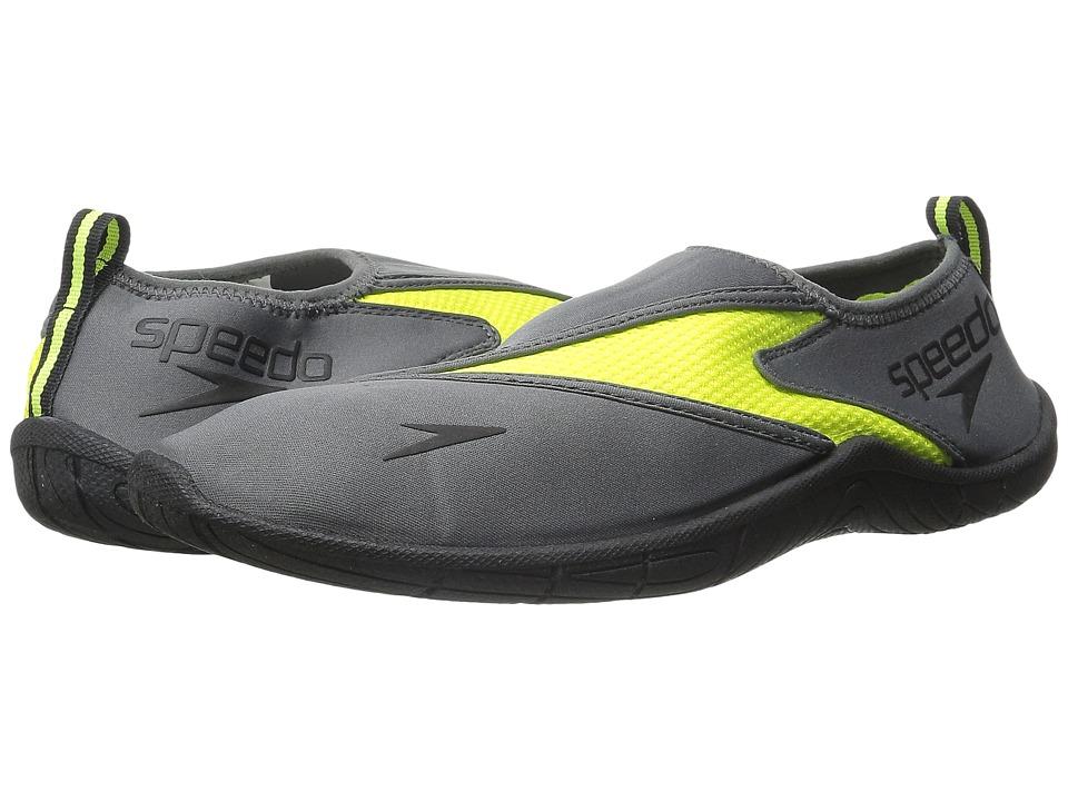 Speedo Surfwalker Pro 3.0 (Grey/Safety Yellow) Men