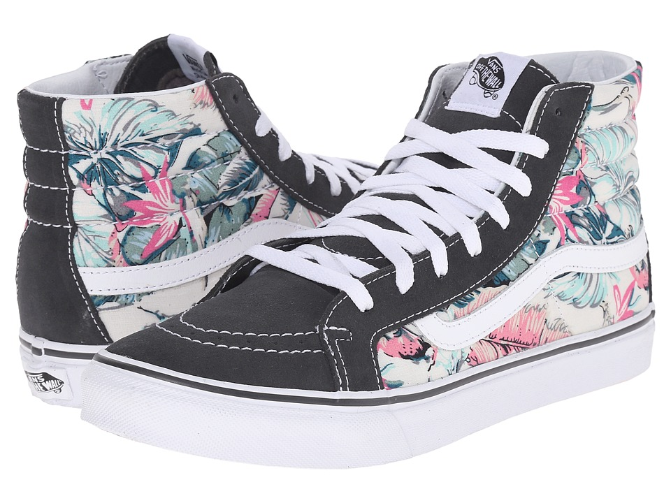 SK8-Hi Slim ((Tropical) Multi/True White) Skate Shoes