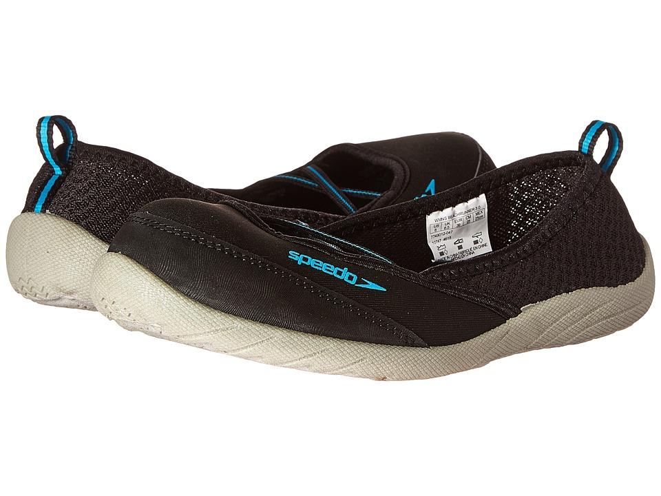 Speedo Beachrunner 3.0 Black/Grey Womens Shoes