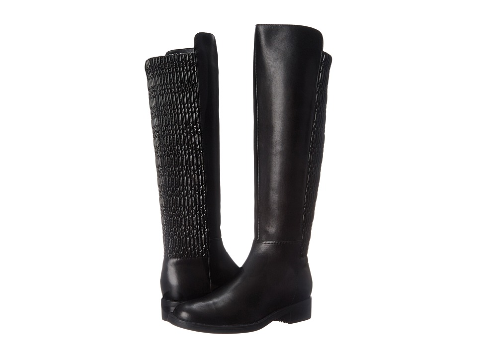 Blondo Elenor Waterproof Black Nativo Womens Boots