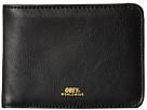 Obey Gentry Bi-Fold Wallet (Black 1)