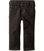 True Religion Kids - Superfly Geno Single End Class Sulfur Black Stretch in Superfly Wash (Toddler/Little Kids)