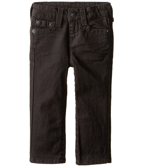 True Religion Kids Superfly Geno Single End Class Sulfur Black Stretch in Superfly Wash (Toddler/Little Kids)