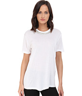 The Kooples - Viscose Jersey with Chain Tee