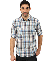 Seven7 Jeans - Plaid Shirt W Roll Cuff