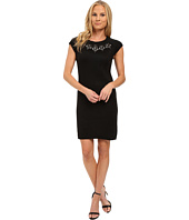 U.S. POLO ASSN. - Jewel Necklace Sweater Dress