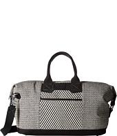 TOMS - Traveler Pattern Weave Weekender