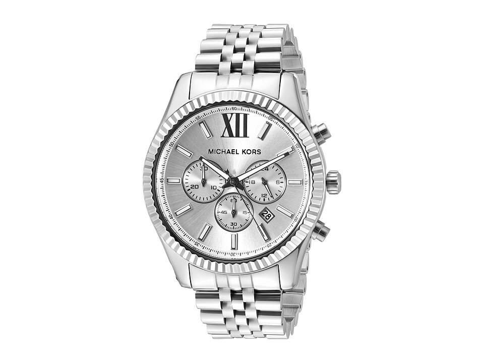 Michael Kors - Lexington (MK8405 - Stainless Steel) Watches