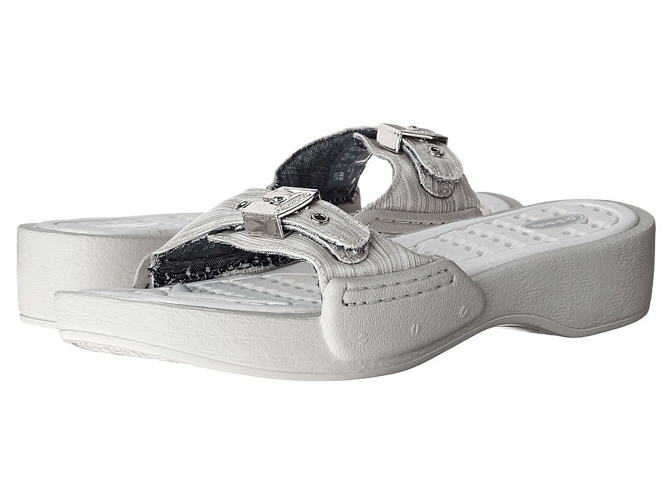 Dr. Scholls Rock Smoke Harmony Stripe Womens Shoes