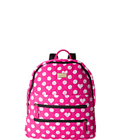 Luv Betsey - Bexx Quilted Cotton Backpack