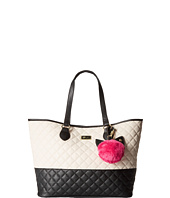 Luv Betsey - Saraa Quilted PVC Tote