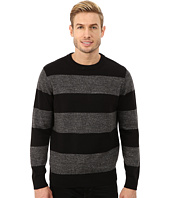 Nautica - 9 Gauge Snow Stripe Crew