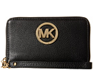 MICHAEL Michael Kors Fulton Large Flat Multi Funt Phone Case