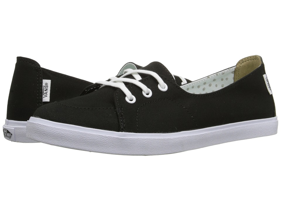 Vans Palisades SF Dots Black Womens Slip on Shoes