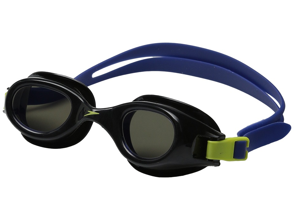 Speedo Hydrospex Classic Mirrored Goggle Speedo Black Water Goggles