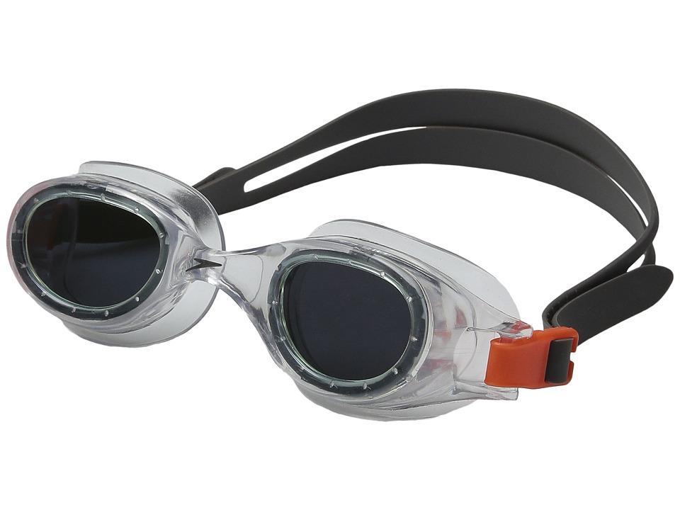 Speedo Hydrospex Classic Mirrored Goggle Silver Water Goggles