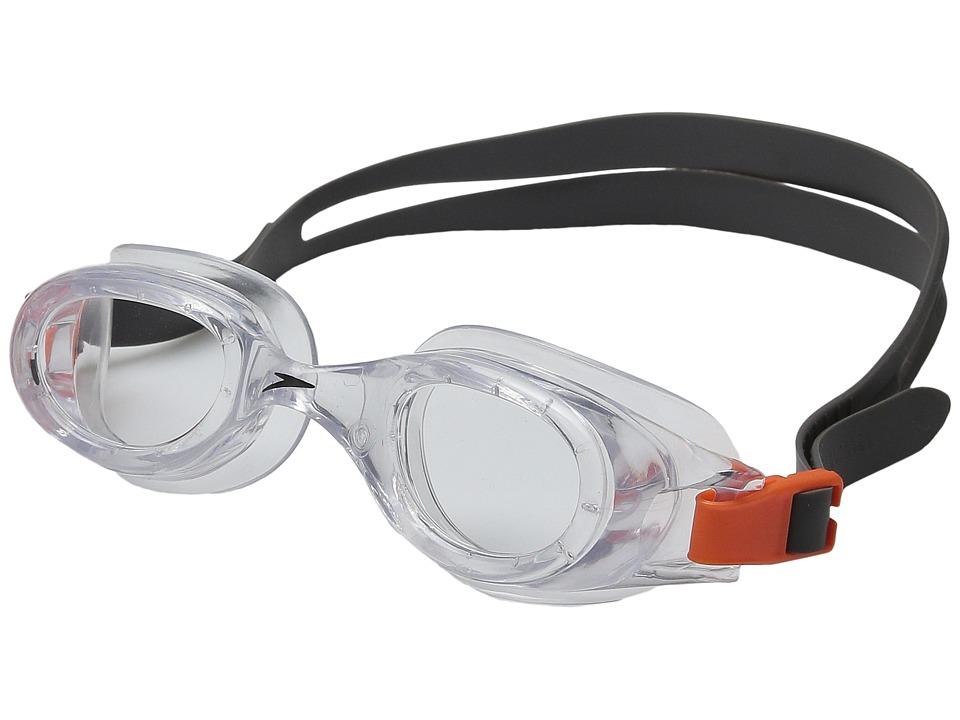 Speedo Jr. Hydrospex Classic Silver Ice Water Goggles